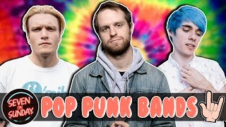 top 7 modern pop punk bands