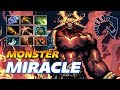 Miracle Sven - 9 slotted Monster- Dota 2 Pro Gameplay