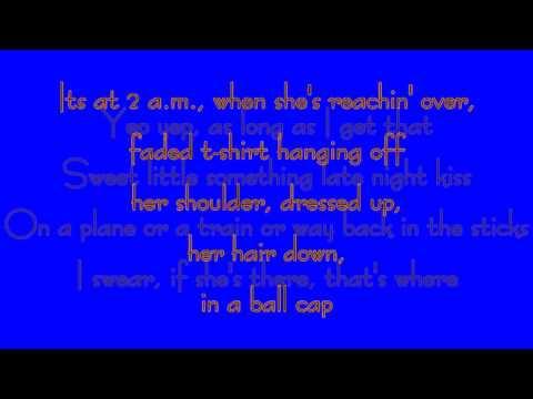 Where Its At Dustin Lynch Lyrics