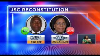 The Big Question : President Uhuru Kenyatta's new line-up