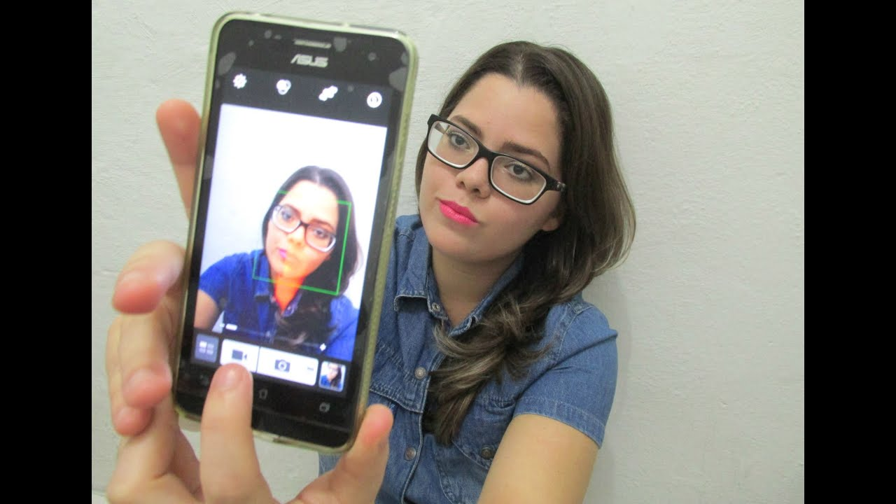 TESTE DE CAMERA FRONTAL E TRASEIRA DO ASUS ZENFONE 5