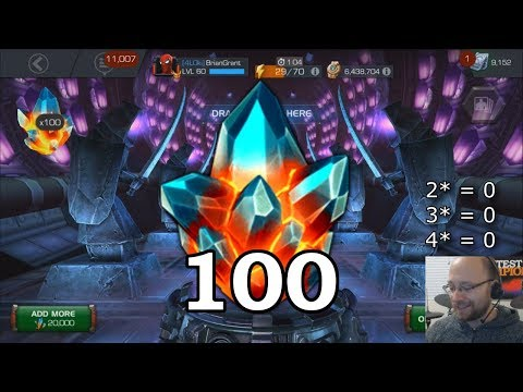 100 PHC Opening | Marvel Contest of Champions thumbnail