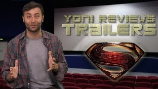 Man of Steel Trailer Review: Yoni at the Trailers