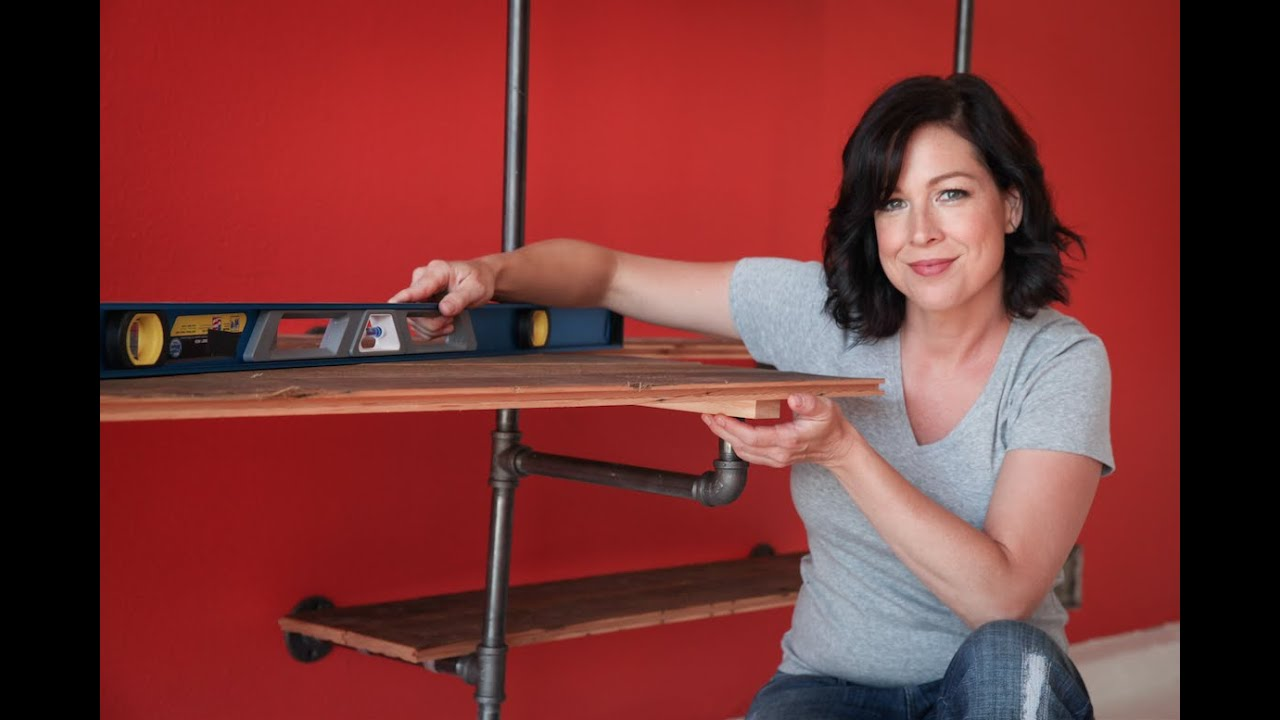 Meet Amy Devers, carpenter on Home Made Simple TV! - YouTube