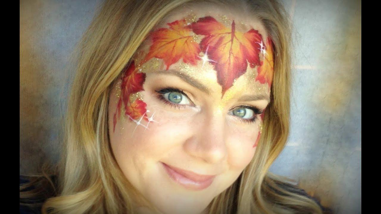 Fall festival face painting ideas