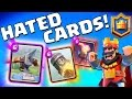 Clash Royale The Hated X Bow, Inferno, Rocket Deck!