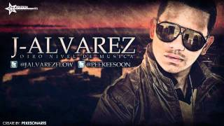 Quedate Aqui - J Alvarez (Otro Nivel De Musica) [ORIGINAL] ►NEW ® Reggaeton 2011 ◄