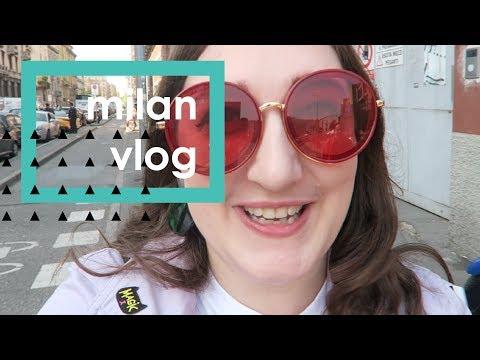 Milan Design Week 2018 | Weekly VLOG | Graphique Fantastique