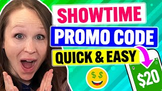 FREE Showtime Promo \u0026 Gift Card Codes 2021 MAX Discount \u0026 Coupon 100 Works