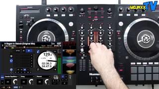 Numark NS7 II Serato DJ Controller Walkthrough Demo