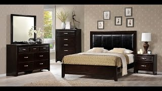 Jocelyn Collection (B7400) by Crown Mark Furniture