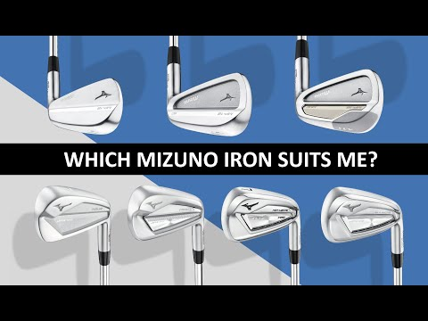 mizuno mp irons timeline