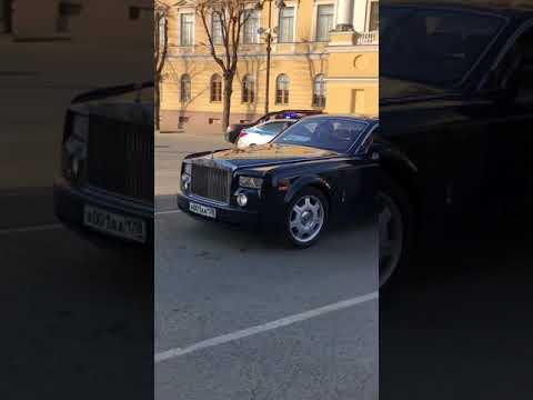 Полицейские в Петербурге