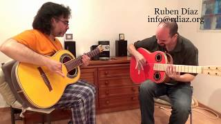 Ways to improve your Rasgueo n.1 / Learn Paco de Lucia´s technique/ Ruben Diaz Spain