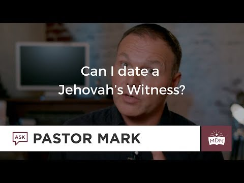 Can I Date A Jehovah's Witness?