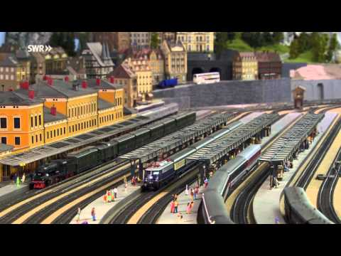 Ein Schwäbisches Modellbahnmärchen