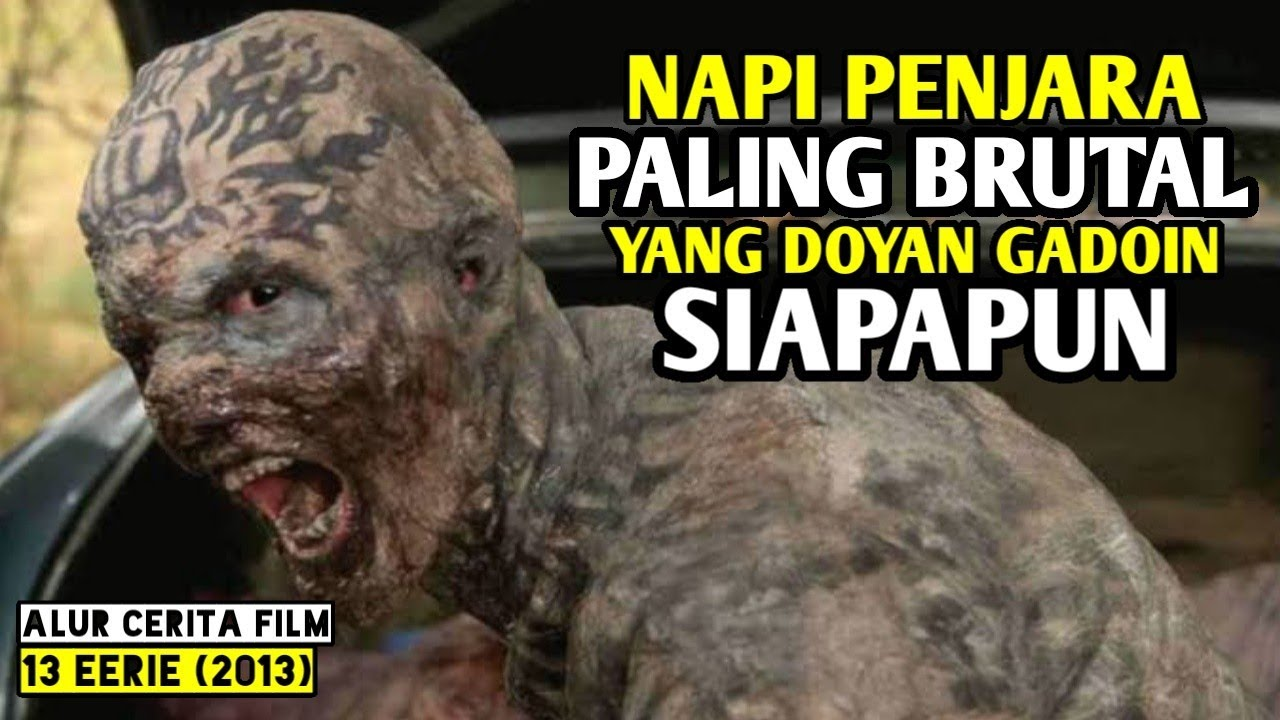 Download BERANI MASUK WILAYAHNYA? SIAP-SIAP LARI SERIBU LANGKAH - Alur Cerita Film 13 EERIE (2013)