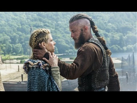 Ragnar Visits Lagertha On His Way To Valhalla