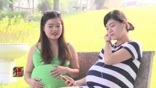 Tiểu phẩm Hài: 2 bà bầu