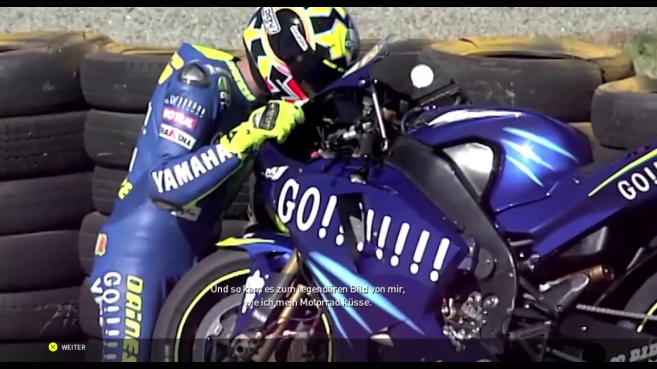 Vr46 The Game Historic Events 20 Welkom 2004 Youtube