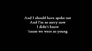 The Offspring - Kristy, Are You Doing Okay? Lyrics