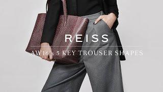 REISS: AW16
