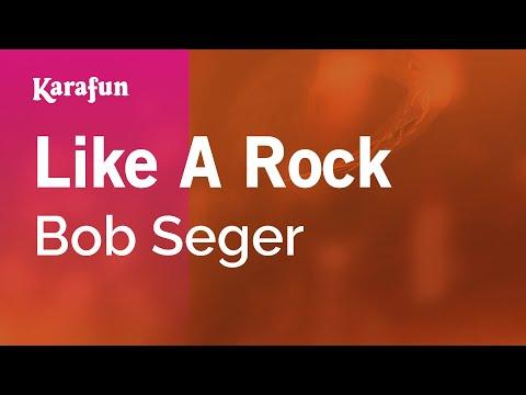 Karaoke Like A Rock - Bob Seger *