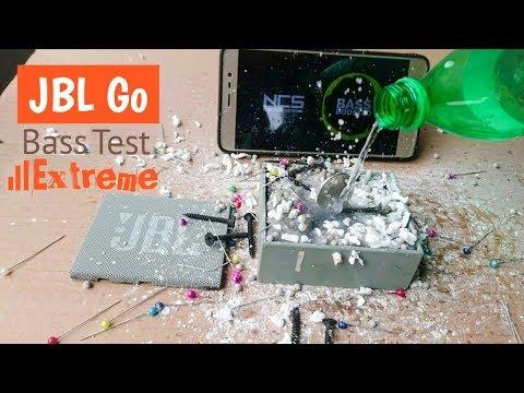 JBL Go - bass test (Extreme)