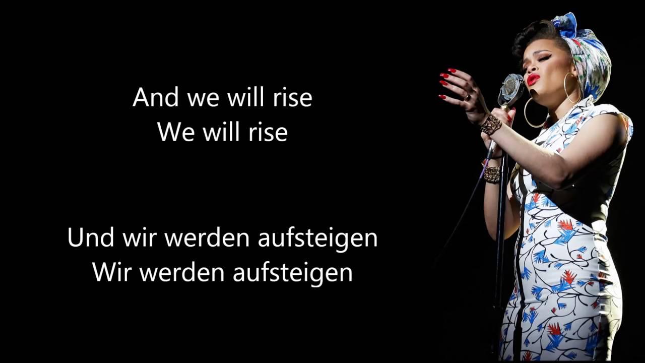 Rise übersetzung Deutsch