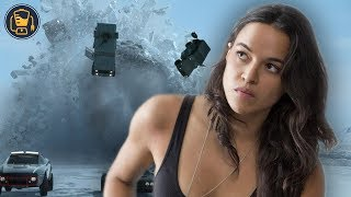 Michelle Rodriguez Explains Why She Hasn't Signed On For Fast and Furious 9 Yet