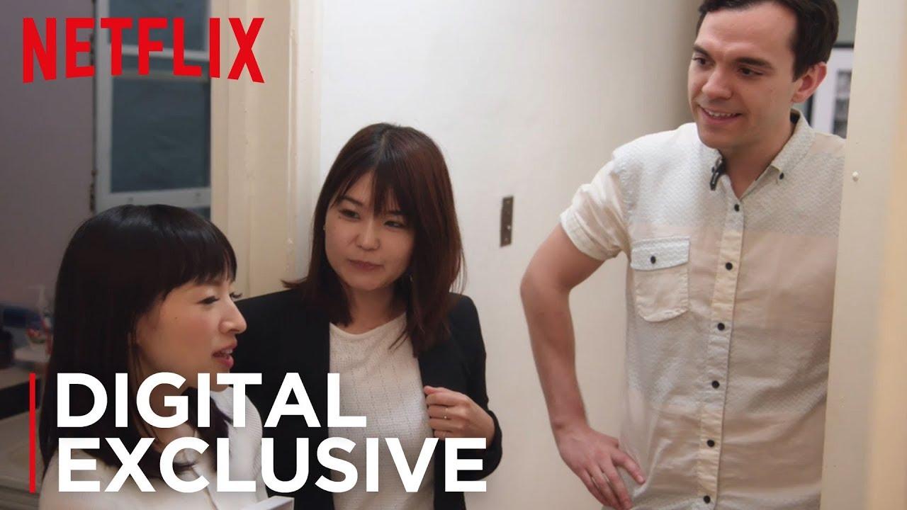Image result for Netflix Marie Kondo