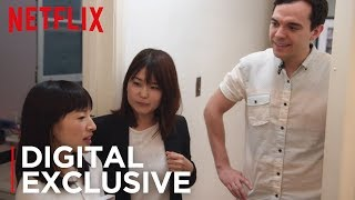 Marie Kondo Tidys Up Your Linen Closet | Tidying Up with Marie Kondo | Netflix