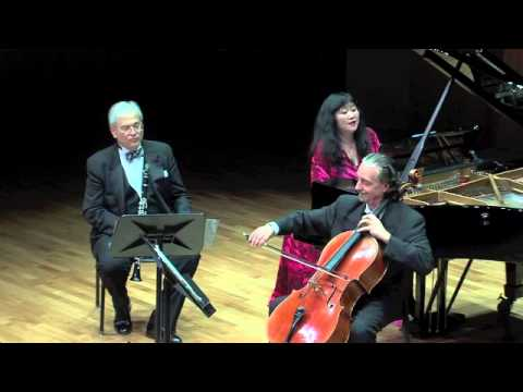 Brahms Intermezzo, Op 117