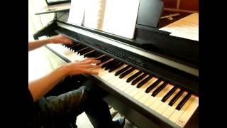 Kimino Shiranai Monogatari (First Part) - Piano Cover