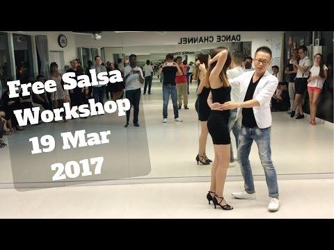 Free Salsa Workshop 19 Mar 2017 - Sunday Night Latin Singapore