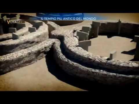 Göbekli Tepe il Tempio più Antico del Mondo
