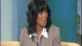 "Michael Jackson's sister, Rebbie Jackson on ""The View""  ABC-TV Show (USA)  Jan. 27, 2011"