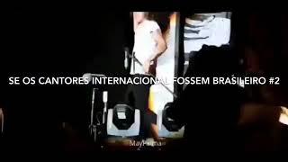 SE OS CANTORES INTERNACIONAL FOSSEM BRASILEIRO #2