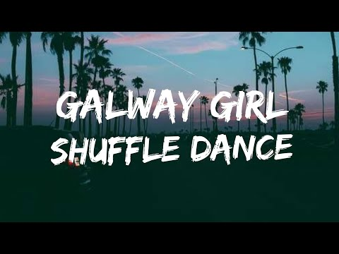 Galway Girl-Shuffle Dance♪