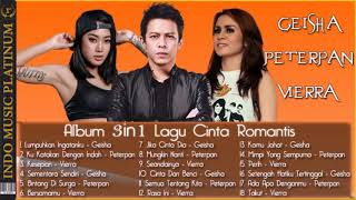 Download Album 3in1   Geisha, Peterpan & Vierra   Lagu Cinta Romantis   HQ Audio!!!