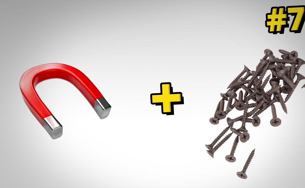 Jak ułatwić sobie majsterkowanie - magnes