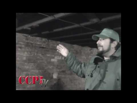 CCPI Tours Old Villisca Morgue with Johnny Houser