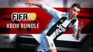 Unboxing des Xbox One S FIFA 19 Bundles