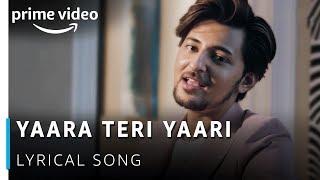 Darshan Raval - Yaara Teri Yaari Lyrical Video Song 2019 | Four More Shots Please