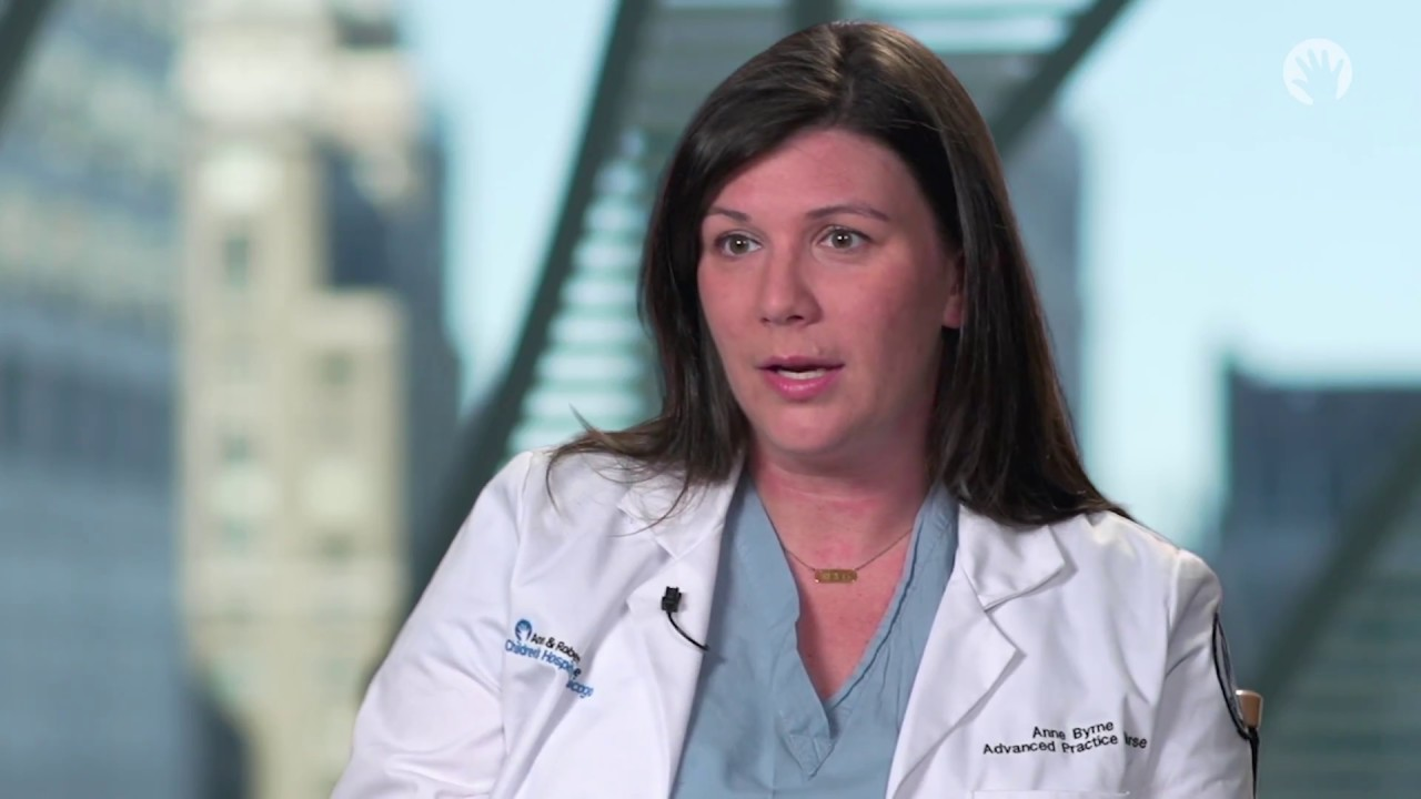 Meet Anne Havrilla, APRN, Division of Anesthesiology at Lurie Children's