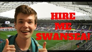 Swansea City Manager Application ● #HIREBIGPETE