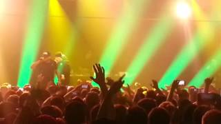 Kool Savas Live Saarbrücken intro + Optik