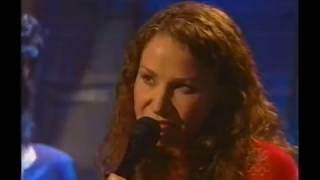 Joan Osborne - Baby Love live - Tonight Show 2000 (great sound/video)