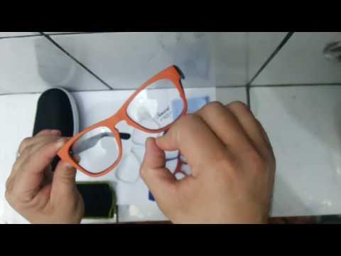 aa02b5542e789 Óculos Smart troca frentes ref.931 - YouTube