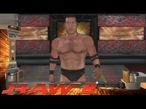 WWE RAW 2 Chuck Palumbo Entrance